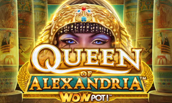 Queen of Alexandria WowPot Slot Review