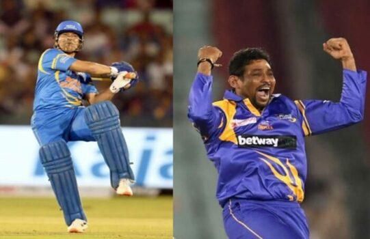 Sri Lanka Legends vs. India Legends Final Review