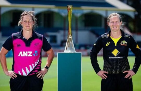 New Zealand Women vs. Australia women 1st ODI Preview