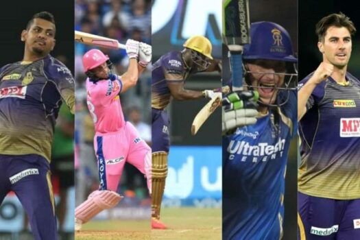 Rajasthan Royals vs Kolkata Knight Riders 18th IPL Match Preview