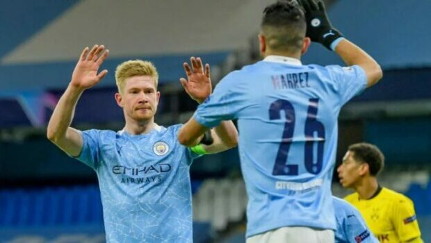 Manchester City vs Chelsea Champions League – 30th May