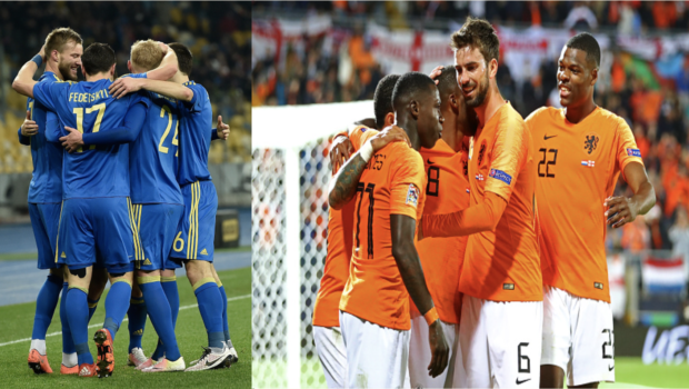 Netherlands vs Ukraine preview European Championship – 14th June 2021