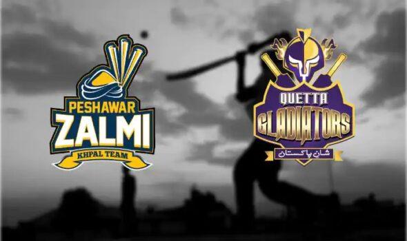 Quetta Gladiators vs Peshawar Zalmi, 19th Match- 12th June