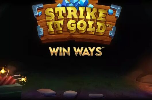 Strike It Gold Slot Review