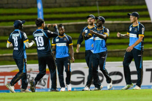 Barbados Tridents vs St Kitts And Nevis Patriots, 2nd CPL Match – 26th August