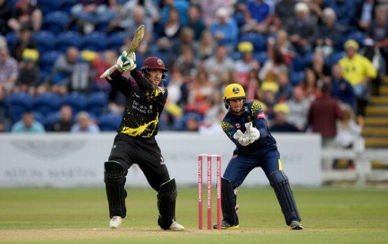 Glamorgan vs Somerset review, South Group – 16th July