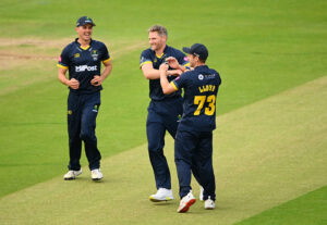 Glamorgan vs Surrey, Group B Review - 3rd August
