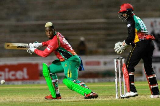 Guyana Amazon Warriors vs St Kitts And Nevis Patriots Review, 5th CPL Match – 28th August