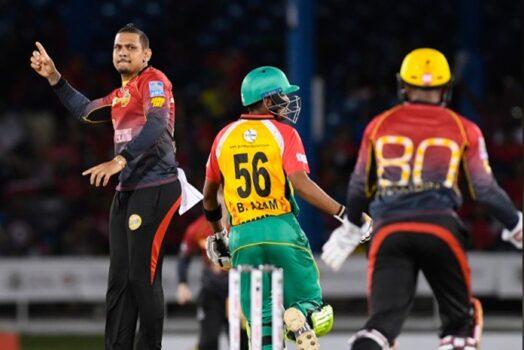 Guyana Amazon Warriors vs Trinbago Knight Riders, 1st CPL Match – 26th August