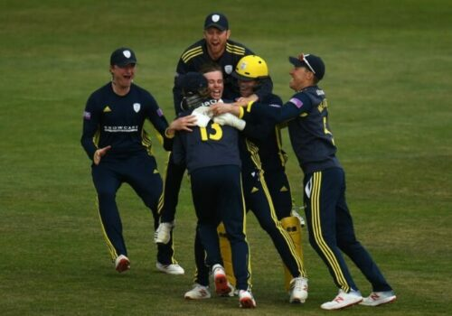 Hampshire vs Sussex, Group A – Royal London One Day Cup 2021 – 27th July