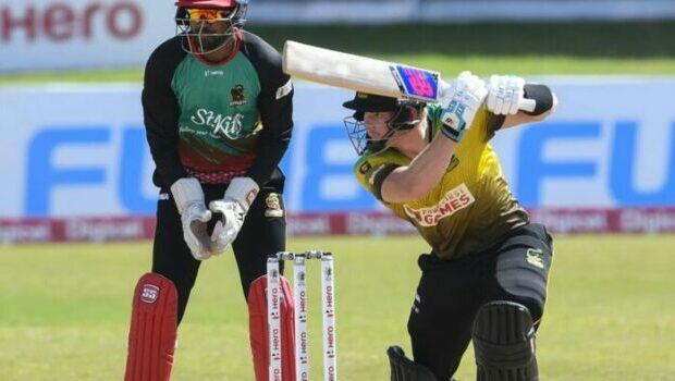Jamaica Tallawahs vs St Kitts And Nevis Patriots Review, 12th Match – 1st September
