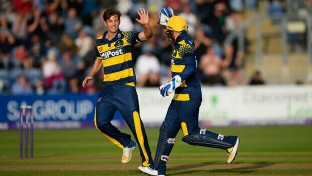 Leicestershire vs Glamorgan, Group B – 5th August