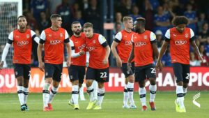 Luton Town vs Peterborough United Review - 7th August