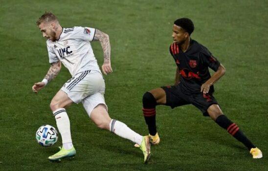 New York Red Bulls vs New England Review – US Major League Soccer – 1st August