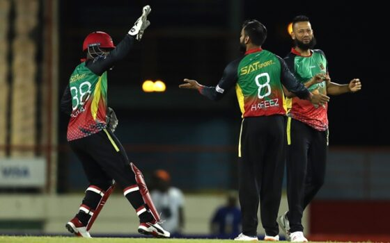 St Kitts And Nevis Patriots vs Trinbago Knight Riders Review, 30th Match – 12 September