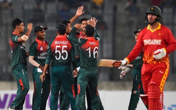 Zimbabwe vs Bangladesh 2nd T20 Review – 25th July