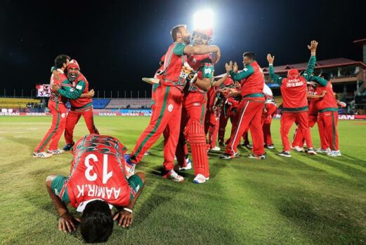 Ireland vs Oman Review – 20th October – ICC T20 World Cup 2021