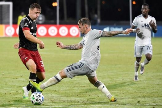 New England Revolution vs D.C. United Betting Review – US Major Soccer League – 19th August