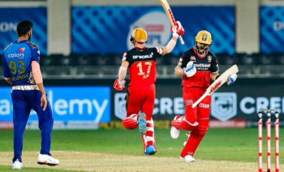 Royal Challengers Bangalore vs Mumbai Indians, 39th Match Review – 26th September