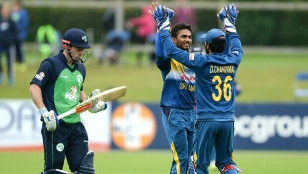 Sri Lanka vs Ireland – ICC T20 World Cup 1st Round – 17th October