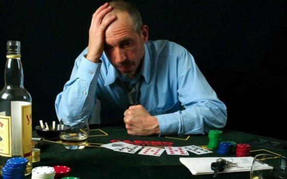Ten ways to identify problem gambling