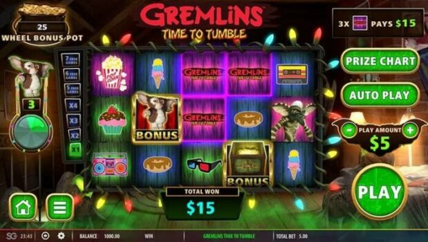 Time to Tumble Slot Review