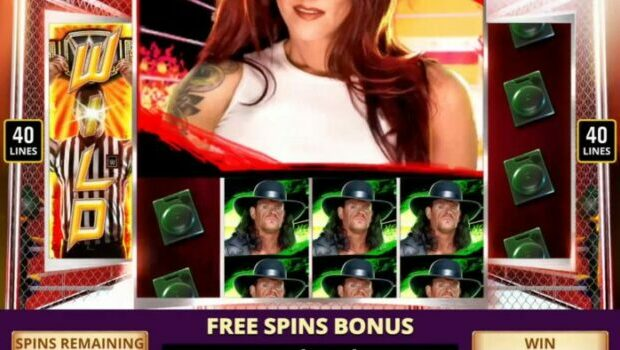 WWE Legends: Link & Win Online Casino Game Betting Review