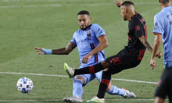 New York City FC vs New York Red Bulls Betting Review