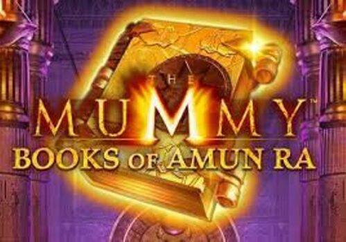 The Mummy: Books of Amun Ra Slot Review