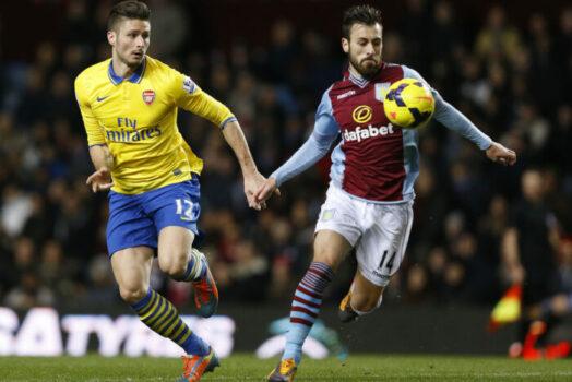 Arsenal vs Aston Villa Betting Review – English Premier League