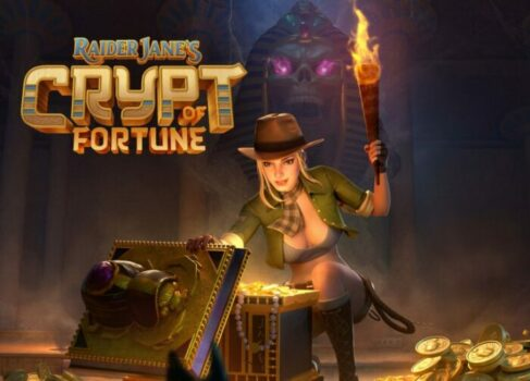 Crypts of Fortune Slot Review