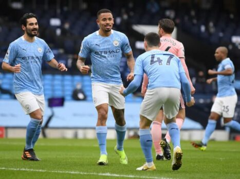 Manchester City vs Burnley Betting Review