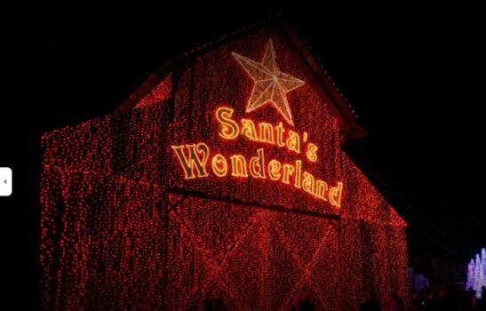 Santa's Wonderland Slot Review