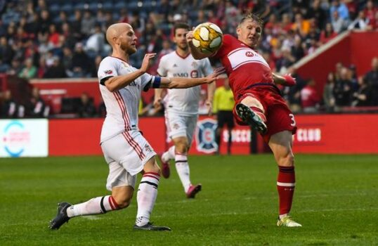 Toronto FC vs Chicago Fire Betting Review