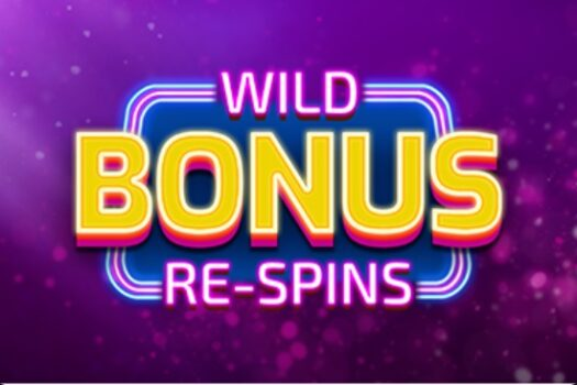 Wild Bonus Re- Spins Slot Review